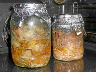 Как приготовить курицу в банке: простой и вкусный рецепт
