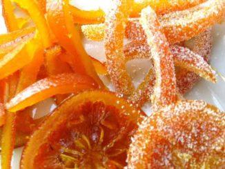 Как приготвить цукаты из апельсиновых корок