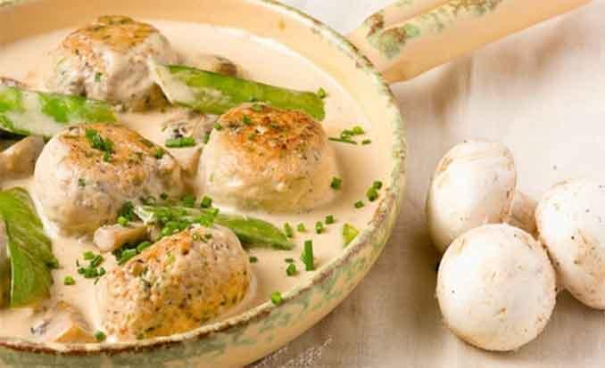 Фрикадельки с соусом: 5 рецептов вкусных и полезных блюд