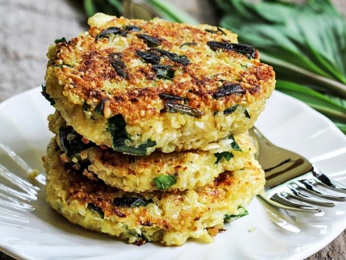 Как приготовить вегетарианские котлеты из овсянки