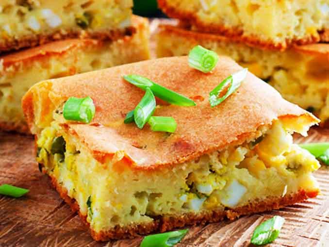 Как приготовить заливной пирог - 10 вкусных рецептов
