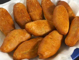 Как приготовить жаренные пирожки как в СССР