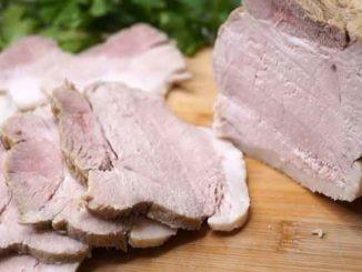 Мясо в термосе: Сочная и нежная буженина в разы вкуснее, чем из духовки!