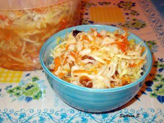 Как приготовить вкусный и полезный капустный салат