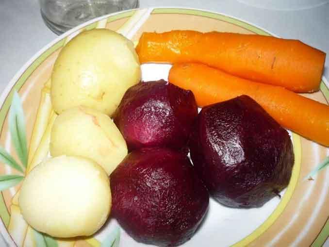 Экспресс-варка овощей: даже свекла будет готова за 10 минут!