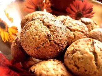Овсяное печенье в микроволновке: быстро и вкусно!