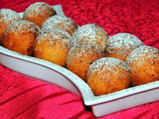 Как приготовить пончики на сгущенке