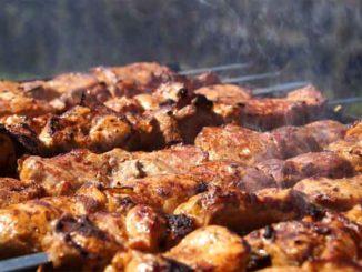 Самый вкусный и быстрый способ приготовления шашлыка от армянского повара