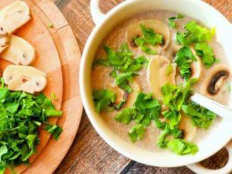 Как приготовить грибной суп из шампиньонов