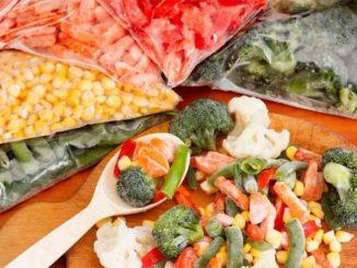 Как лучше заморозить фрукты и овощ на зиму