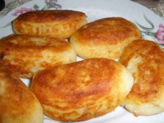 Картофельные зразы: бабушкин рецепт!