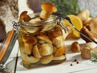 Как мариновать грибы - советы и рецепты