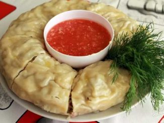 Как приготовить узбекский ханум