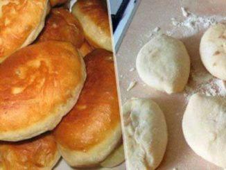 Как приготовить пирожки без дрожжей на кефире