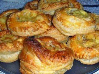 Как приготовить открытые пирожки - гусарики
