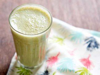 Зеленый кефир - чудо напиток стройности и здоровья!