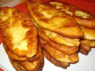 Как приготовить тонкие пирожки с картофелем