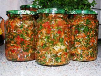 Лучшие рецепты суповых заправок на зиму