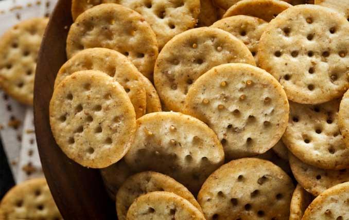 Простое и невероятно вкусное сырное печенье