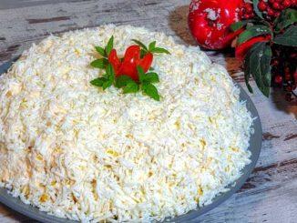 Нежный салат Невеста намного вкуснее Шубы и Оливье!