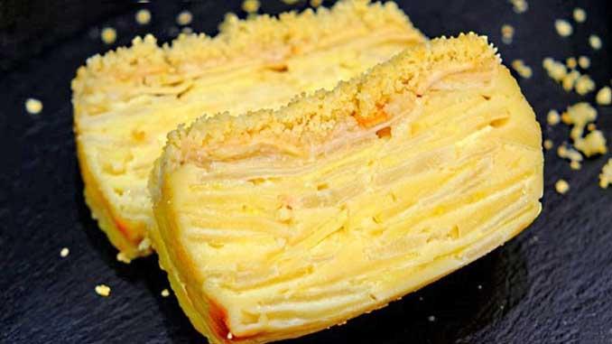 Готовим нежный и вкусный яблочно-грушевый пирог