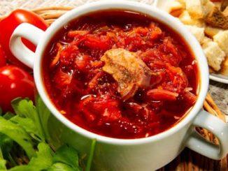 Классический «идеальный» борщ: вот как готовит блюдо кремлевский повар
