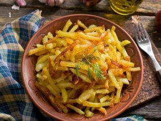 Как пожарить картошку: вкусные домашние рецепты