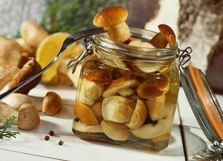 Отличный маринад для всех видов грибов