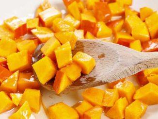 Готовим сочный и нежный «манго» из тыквы на зиму