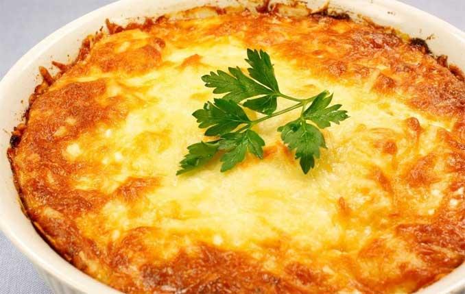 Картофельная бабка - вкуснейший рецепт белорусских крестьянских кухонь!