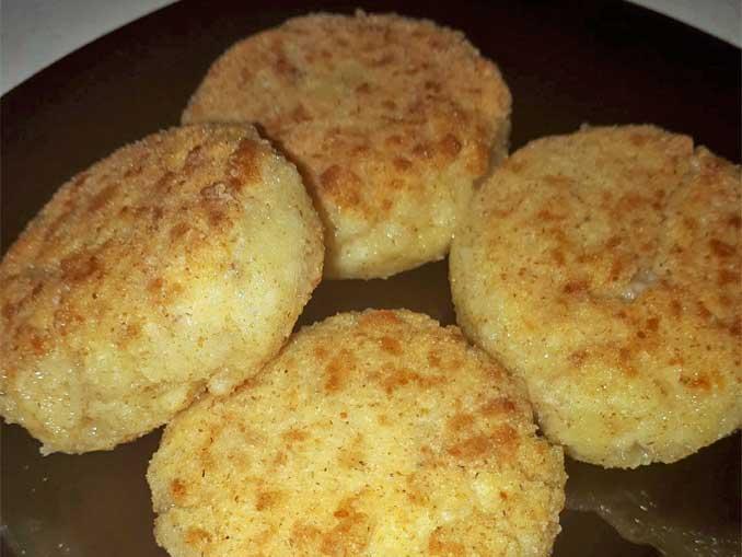 Беру плавленый сыр, манку и готовлю потрясающий завтрак!