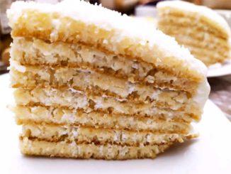 Нежный манный торт без духовки - вкуснее любого бисквита!