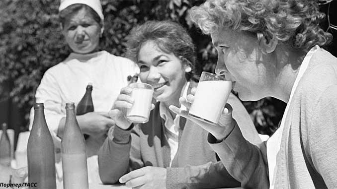 15 «столов» — диет, разработанных советскими врачами