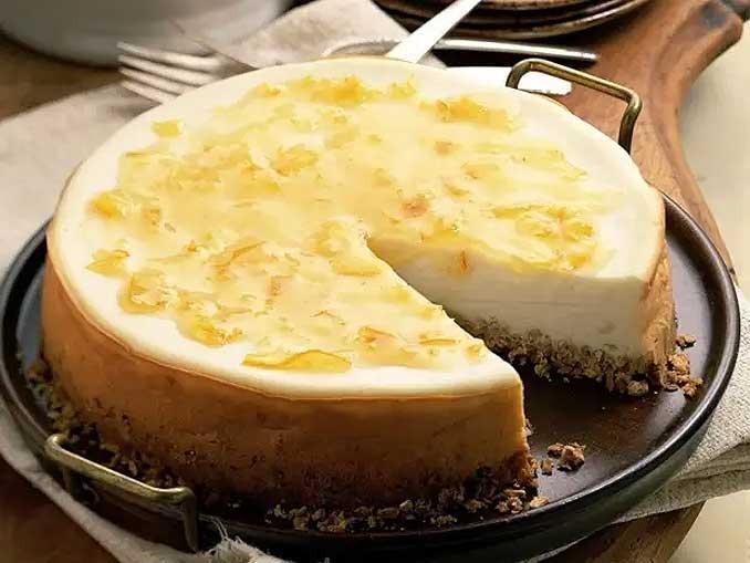 Низкокалорийный десерт с фантастическим вкусом!