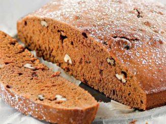 Кофейный монастырский пирог: изысканная постная выпечка!