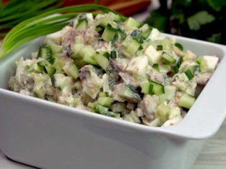Вкуснейший салат на каждый день